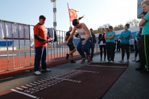 Прыжки в длину с места (2)