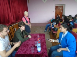 Встреча с соцпартнерами