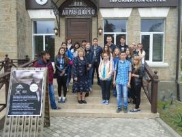 Экскурсия в ООО «Центр винного туризма Абрау-Дюрсо»