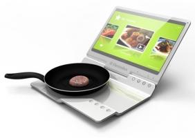Ноутбук-плита