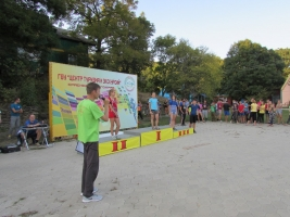 Краевой фестиваль юных туристов Кубани