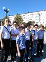 Парад Первокурсников