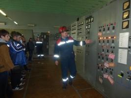 Экскурсия ПАО «Кубаньэнерго»