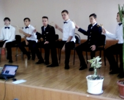 Концерт для ветеранов-железнодорожников
