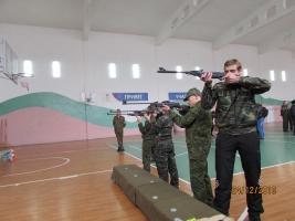 """Соревнования по стрельбе """"Юный снайпер"""""""